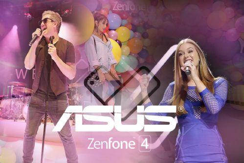 Lançamento Zenfone 4