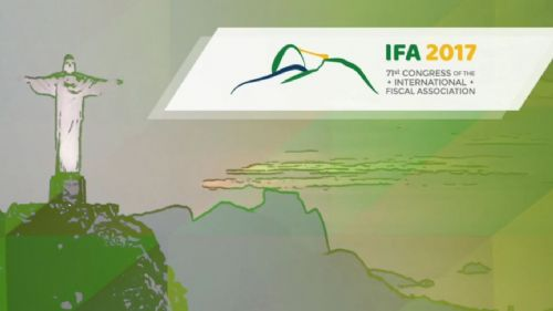IFA 2017 - 71st CONGRESS OF THE INTERNATIONAL FISCAL ASSOCIATION