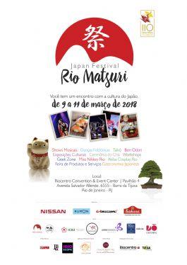 Rio Matsuri Japan Festival
