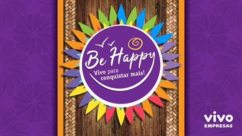 KV BE HAPPY