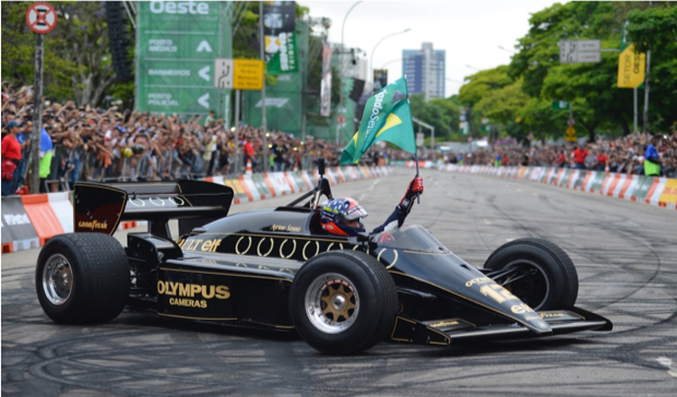 Heineken F1 Festival - Senna Experience