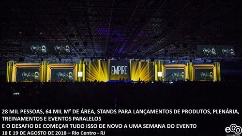 Hinode Fest Rio - o Desafio de começar tudo de novo
