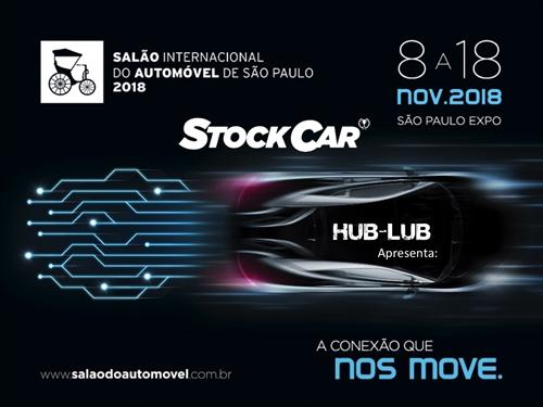 Estande Stock Car Salão do Automóvel