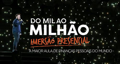Thiago Nigro tinha o sonho: ter a maior aula de finanças pessoais do mundo e ajudar as pessoas a ter