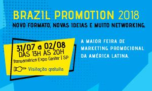 Brazil Promotion 2018
