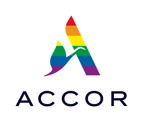 Logo Accor Rainbow