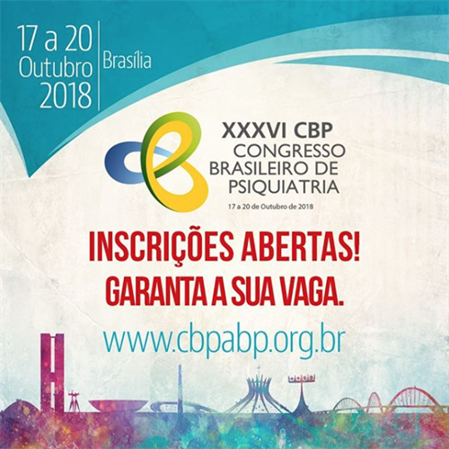 36th Brazilian Congress of Psychiatry