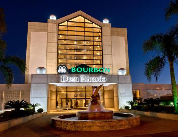 Bourbon Dom Ricardo Aeroporto de Curitiba Business Hotel