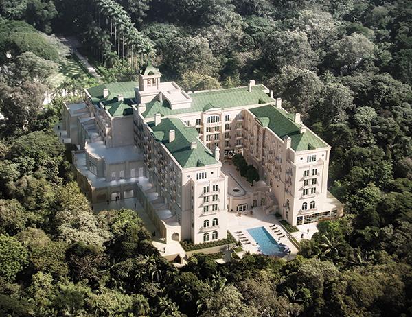 Palácio Tangará - São Paulo/SP
