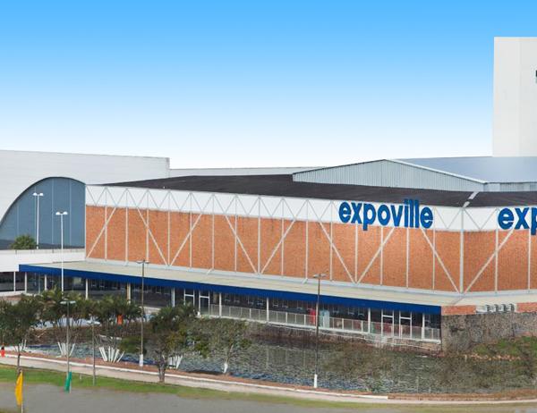 Centro de Convenções e Exposições Expoville