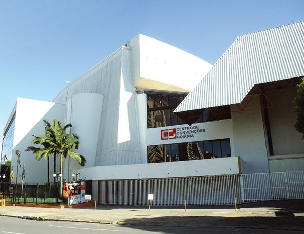 Centro de Convenções de Goiânia