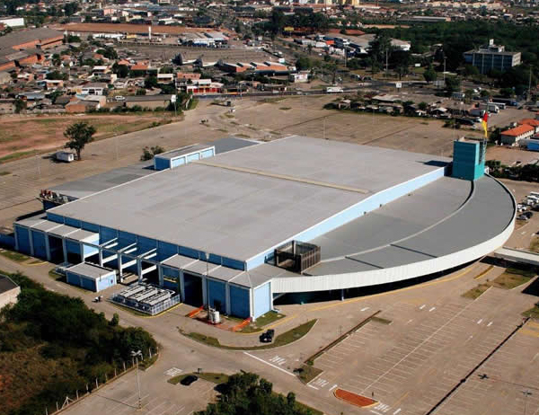 Centro de Eventos FIERGS - Porto Alegre/RS