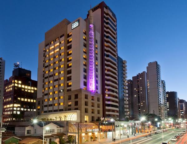 Four Points by Sheraton Curitiba - Curitiba/PR
