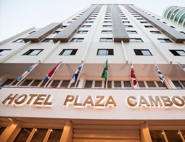 Hotel Plaza Camboriu