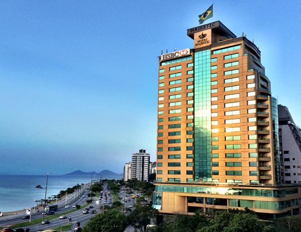 Majestic Palace Hotel - Florianópolis/SC