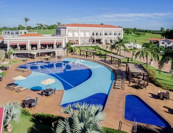 Wish Resort Golf Convention Foz do Iguaçu - Foz do Iguaçu/PR