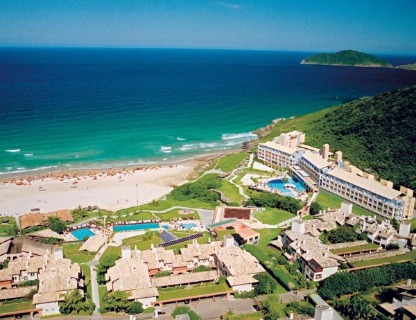 Costão do Santinho Resort & Spa - Florianópolis/SC