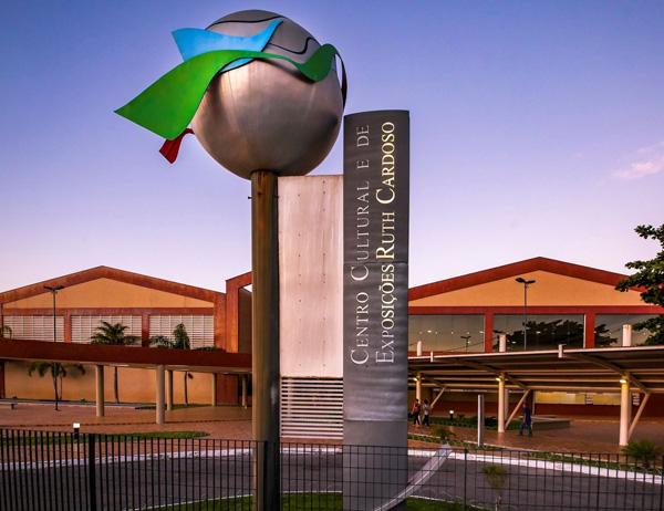 Centro Cultural e de Exposições Ruth Cardoso - Maceió/AL