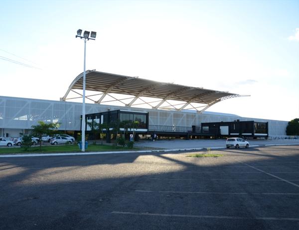 Centro de Convenções Parque do Povo