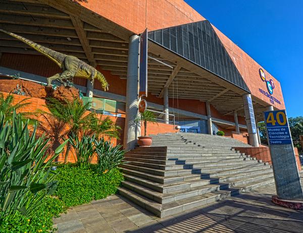 Centro de Eventos da PUCRS - Porto Alegre/RS