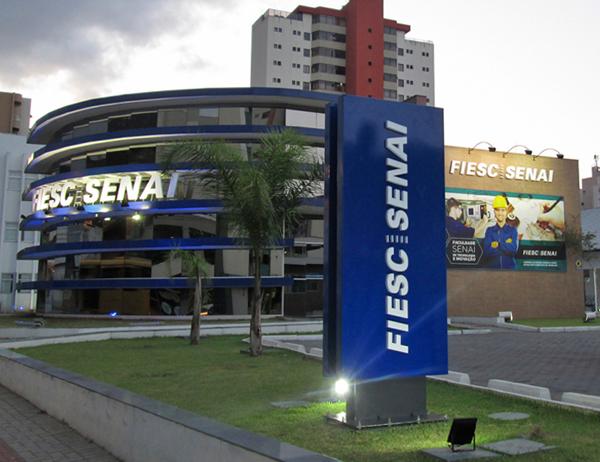 Centro de Convenções da FIESC - Florianópolis/SC
