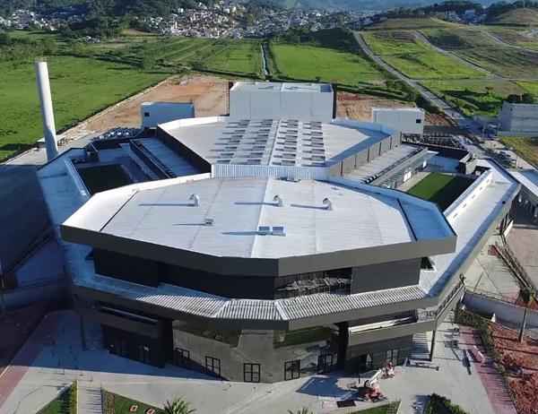 Arena Petry - São José/SC