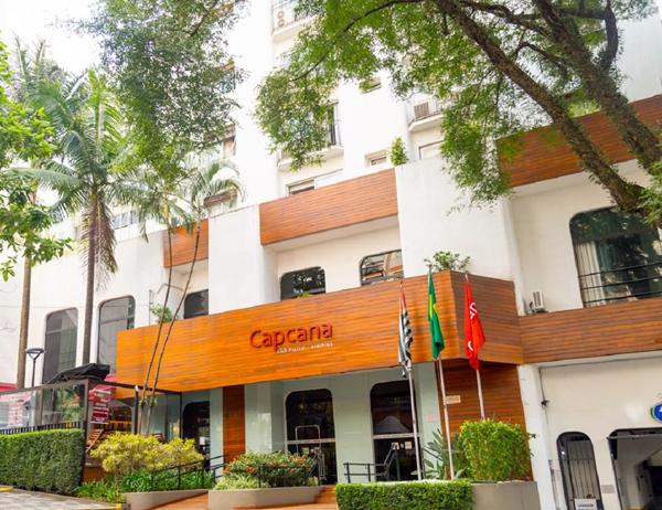 Capcana Hotel São Paulo Jardins