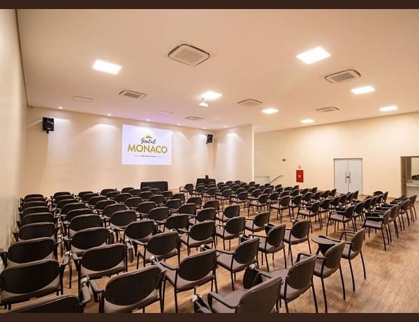 Mônaco Convention & Hotel
