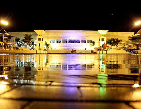 White Pavilion (Centro de Convenções do Wetn Wild)