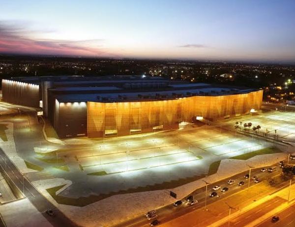 Centro de Eventos do Ceará - Fortaleza/CE