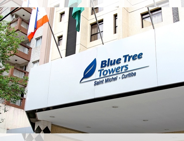 Blue Tree Towers Saint Michel Curitiba