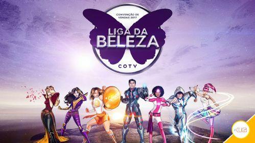Convenção Consumer Beauty COTY 2017 - Liga da Beleza
