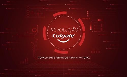 Revolução Colgate - Totalmente prontos para o futuro.