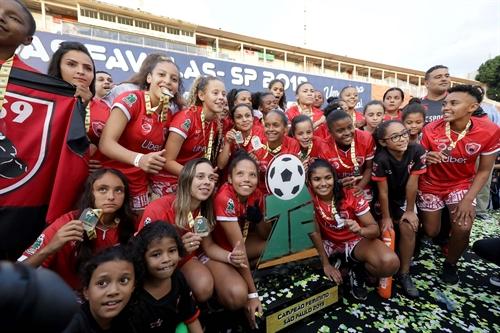 Final da Taça no Estádio do Pacaembu