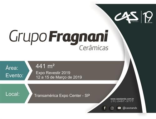 Grupo Fragnani - Expo Revestir 2019